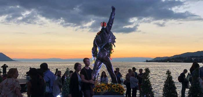 Freddie Tour (Extended) - Montreux